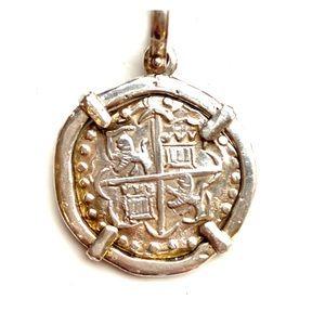 Jewelry - Atocha Shipwreck Silver Coin